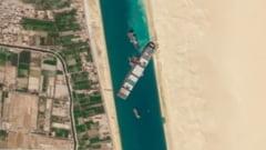 Animalele de pe cele 11 nave aflate in zona Canalului Suez au ajuns la destinatie