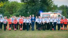 Aniversare cu decorații de Ziua Naţională a Ambulanţei. Președintele Iohannis a acordat medalii și ordine cadrelor medicale