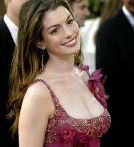 Anne Hathaway a ajuns la spital dupa filmari