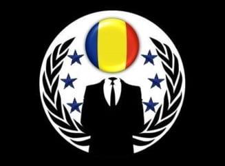 Anonymous Romania: Scurgerile de informatii despre premierul Ungureanu erau false