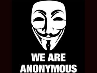 Anonymous a spart website-ul guvernului croat