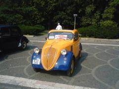 Antebelum, masini de epoca in Parcul Carol (Galerie foto)