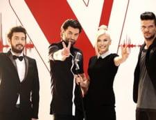 Antena 1, lasata fara glas - Vocea Romaniei a zdrobit X Factor in ce priveste audientele