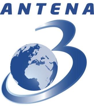 Antena 3, amendata cu 10.000 de lei dupa reclamatia lui Patapievici