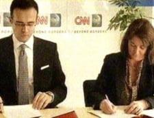 Antena 3 s-a afiliat retelei CNN