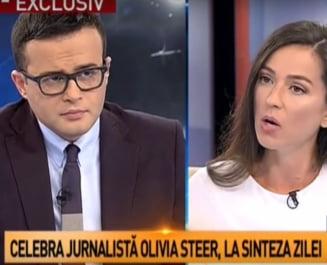 Antena3, amendata drastic pentru emisiunea lui Gadea la care Olivia Steer a militat impotriva vaccinurilor