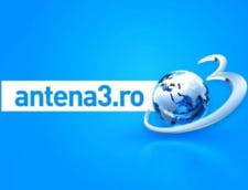 Antena3 il da in judecata pe Tutuianu si ii cere 2 milioane de euro. Postul TV condamna propagarea de informatii fara o minima verificare