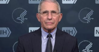 Anthony Fauci: Pana la inceputul lunii decembrie vom sti daca vom avea un vaccin sigur anticoronavirus