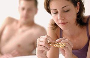 Anticonceptionalele scad apetitul sexual al femeilor