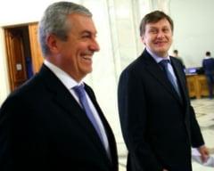 Antonescu - un proiect expirat, Tariceanu - o forma fara fond - Interviu cu Radu F. Alexandru