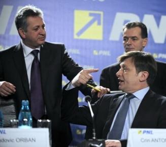 Antonescu: Afirmatia lui Fenechiu privind finantarea cu bani negri a partidelor este excesiva
