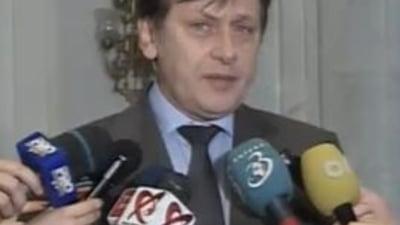 Antonescu: Alianta cu PC ne duce intr-o perioada noua in politica romaneasca (Video)