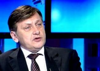 Antonescu: Am 38% intentie de vot la prezidentiale, Ponta are 14%