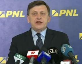 Antonescu: Am anuntat ca voi demisiona, ma tin de cuvant. Voi anunta in sedinta BPN