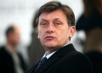 Antonescu: Atacul lui Traian Basescu la adresa justitiei este temei pentru suspendare (Video)