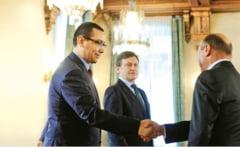 Antonescu: Basescu este inca presedinte pentru ca Victor Ponta a facut o suma de prostii