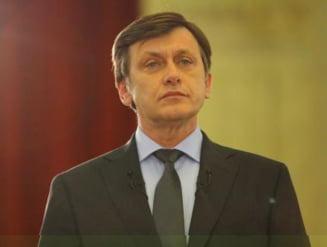 Antonescu: Basescu nu ne poate impiedica sa intram in Opozitie