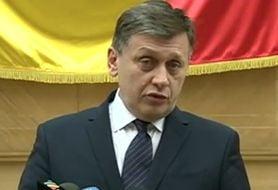 Antonescu: Basescu sa nu vorbeasca despre vanatorile lui Sarbu (Video)