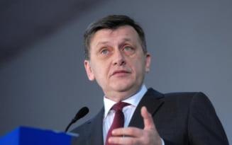 Antonescu: Basescu sa stie ca acesta va fi bugetul. Sper ca ratiunea va triumfa