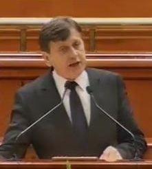 Antonescu: Blaga, Berceanu, Videanu erau deputati in partidul lui Iliescu in perioada mineriadei