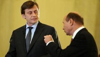 Antonescu: Constantinescu, Iliescu, Basescu au fost alesi cu 25% din votul alegatorilor