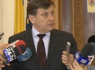 Antonescu: Daca Basescu nu promulga Legea referendumului, Parlamentul i-o retrimite la fel
