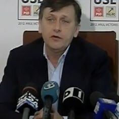 Antonescu: Daca Romania nu e stat de drept, care e rolul lui Basescu in acest stat? (Video)