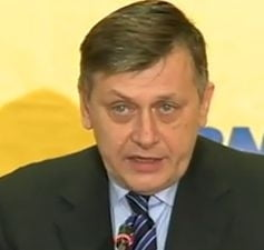 Antonescu: Daca documentele lui SRS sunt false, propun sa fie exclus din PNL (Video)