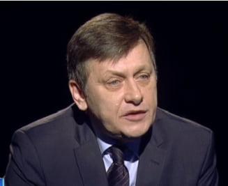 Antonescu: Daca se va rupe USL, cel mai corect ar fi sa facem alegeri anticipate