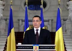Antonescu: Decizia lui Ponta de a candida la prezidentiale, luata cu mult inainte de ruperea USL