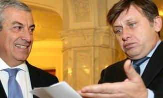 Antonescu: Domnul Tariceanu face atatea piruete de i se vad desuurile rosii, subtiri