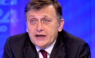 Antonescu: Ghita exercita presiuni evidente, prin televiziunea pe care o conduce, asupra lui Ponta