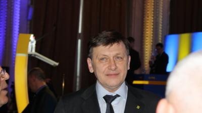 Antonescu: I-am recomandat demisia lui Campeanu intr-o discutie privata