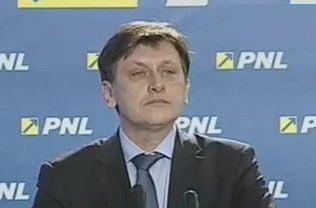 Antonescu: Ii chem pe toti colegii din PNL sa vina alaturi de mine! (Video)