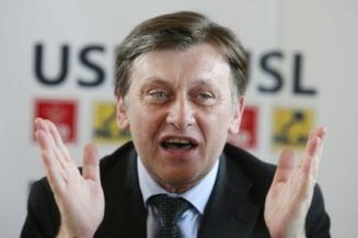 Antonescu: In acest moment nu se mai pune problema suspendarii lui Basescu