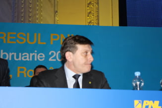 Antonescu: Intre 5 si 7 liberali au votat Guvernul, nu 25. Ponta umfla si el, e o aberatie