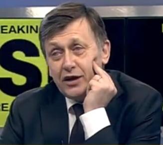 """Antonescu: Jocul UDMR, """"Vin extremistii daca nu ne faceti concesii"""", acceptat de toti"""