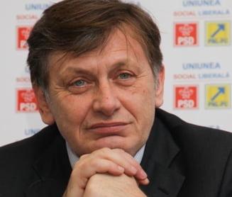 Antonescu: Luni decidem pe comisia de ancheta ceruta de PSD, am primit draft-ul, nu l-am citit
