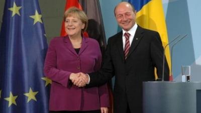 Antonescu: Merkel sa-l ia pe Basescu in Germania, sa se joace acolo (Video)