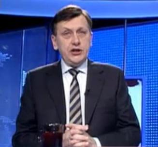 Antonescu: Mihai Razvan Ungureanu este ultima sansa a PDL