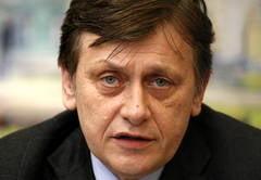 Antonescu: Nu Basescu s-a separat de PDL, ci PDL de Basescu
