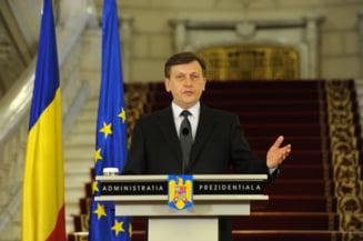 Antonescu: Nu doresc sa candidez la Presedintia Romaniei. Iohannis va fi ales presedintele PNL