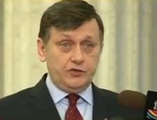 Antonescu: Nu exista temei pentru contestarea la CCR a Guvernului Ponta 3