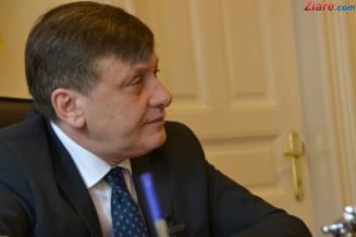 Antonescu: Nu sunt implicat in batalia pentru conducerea PNL. Candidatura lui Busoi e de luat in discutie foarte serios