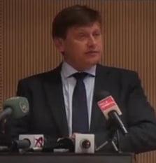 """Antonescu: PD-L este o """"umflatura maligna"""" pe scena politica si trebuie sa dispara"""
