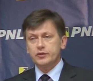 Antonescu: PNL nu va acorda niciun vot lui Lucian Croitoru