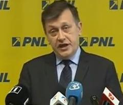 Antonescu: Pana luni vom avea fie un Guvern USL, fie Guvern USD ilegitim, caruia ii cerem demisia
