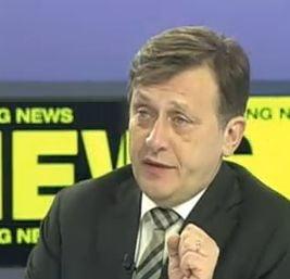 Antonescu: Parchetul joaca in tabara lui Basescu