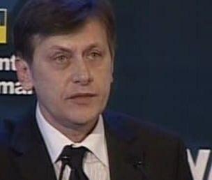 Antonescu: Patriciu nu face si desface nimic in PNL