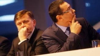 Antonescu: Ponta, luat in brate de jurnalistii care il criticau - un complot impotriva PNL (Video)